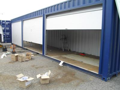 Portesmg com portes de garage montr al 514 894 3553 for Porte de cabanon en acier